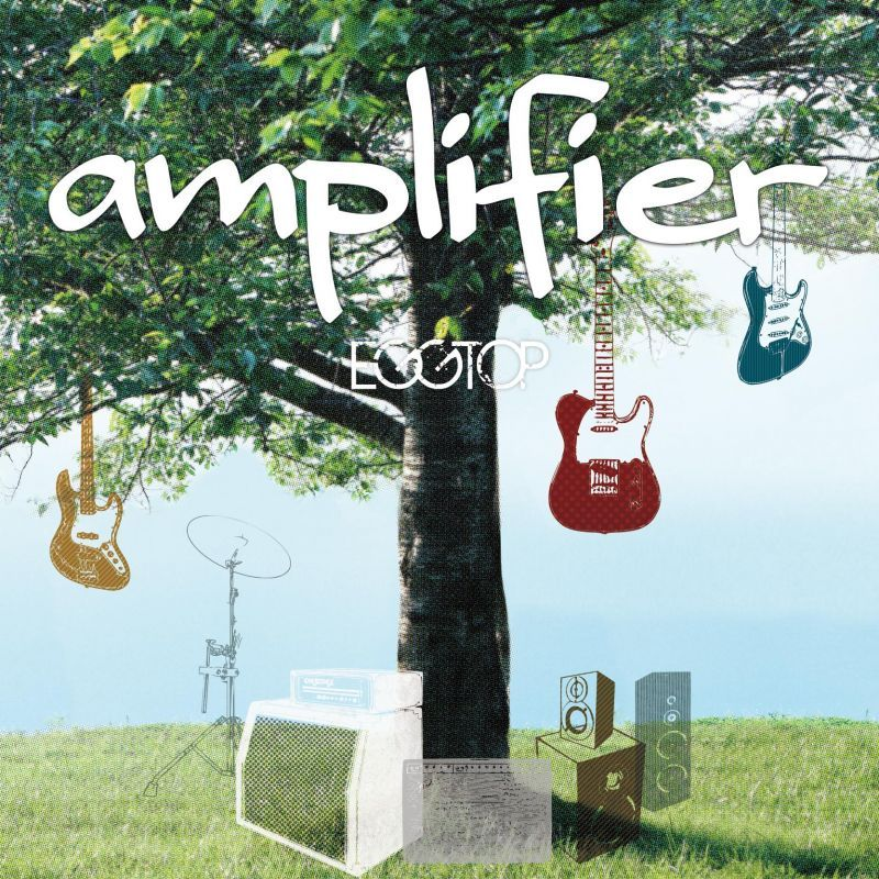 2nd mini album 『amplifier』
